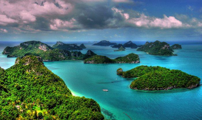 Parc National Marin Ang Thong