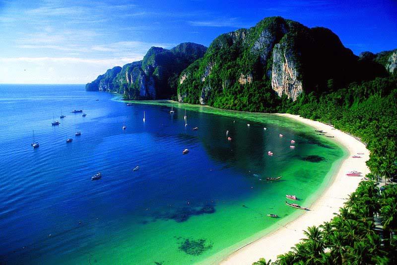 que faire et voir à Koh Phi Phi