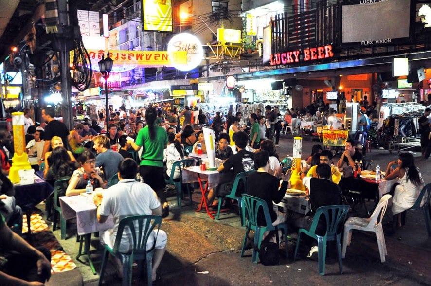 restaurants de bangkok