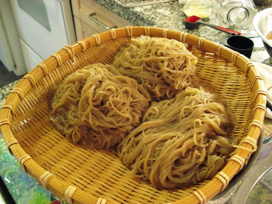 Les noodles dans la cuisine thaïlandaise - Nouilles fraîches