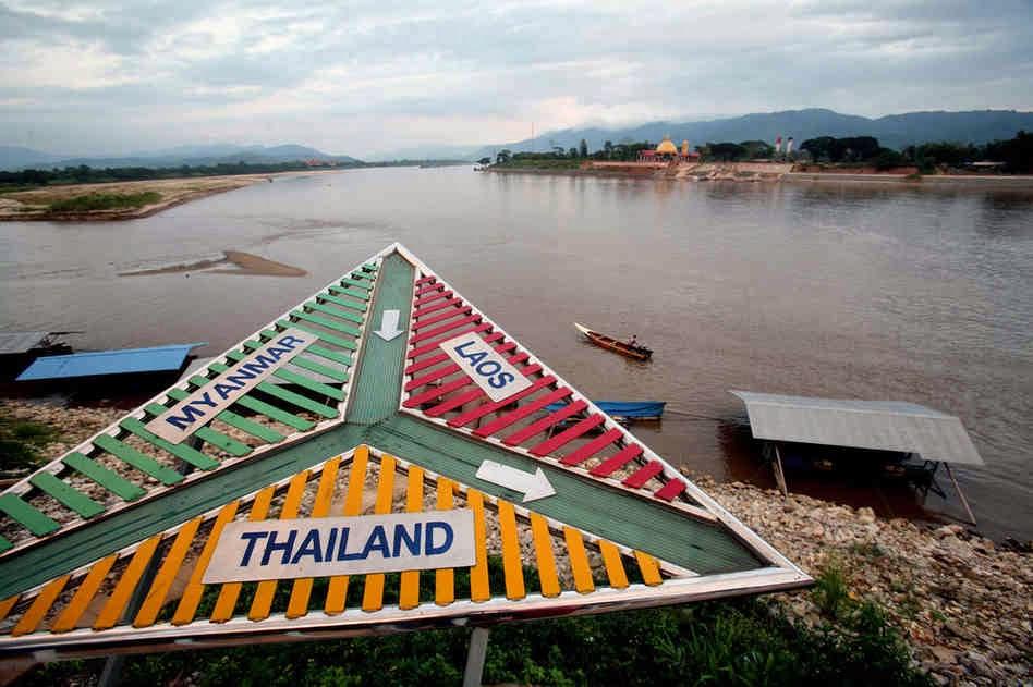 Que faire à Chiang Khong 2020 - Frontière nord avec le Laos