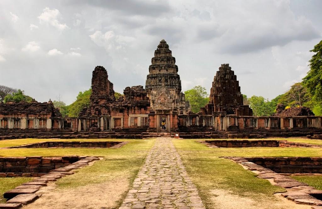 Que faire à Khorat au Nord-Est de la Thaïlande - Temple Khmer