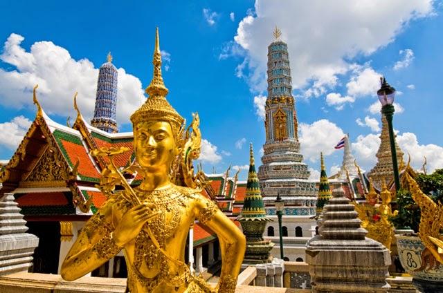 Que faire à Bangkok en 3 jours - Grand Palais