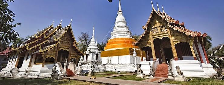 Vols pas chers pour Chiang Mai - Temple