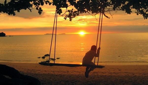 Que faire et voir en 5 jours à Koh Lipe - coucher de soleil