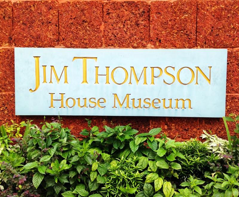 La maison de Jim Thompson à Bangkok