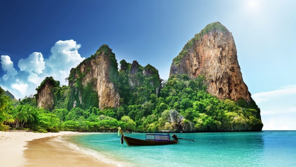 Krabi en 3 jours - Railay Beach