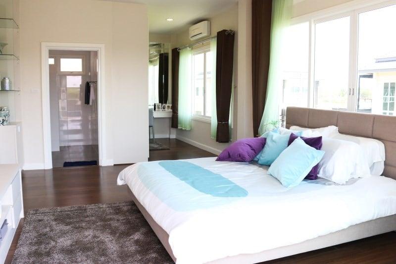 Top 10 des hôtels pas chers à Krabi - Chambre d'hôtel