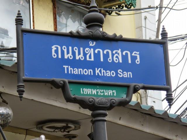 Comment aller à Khao San Road
