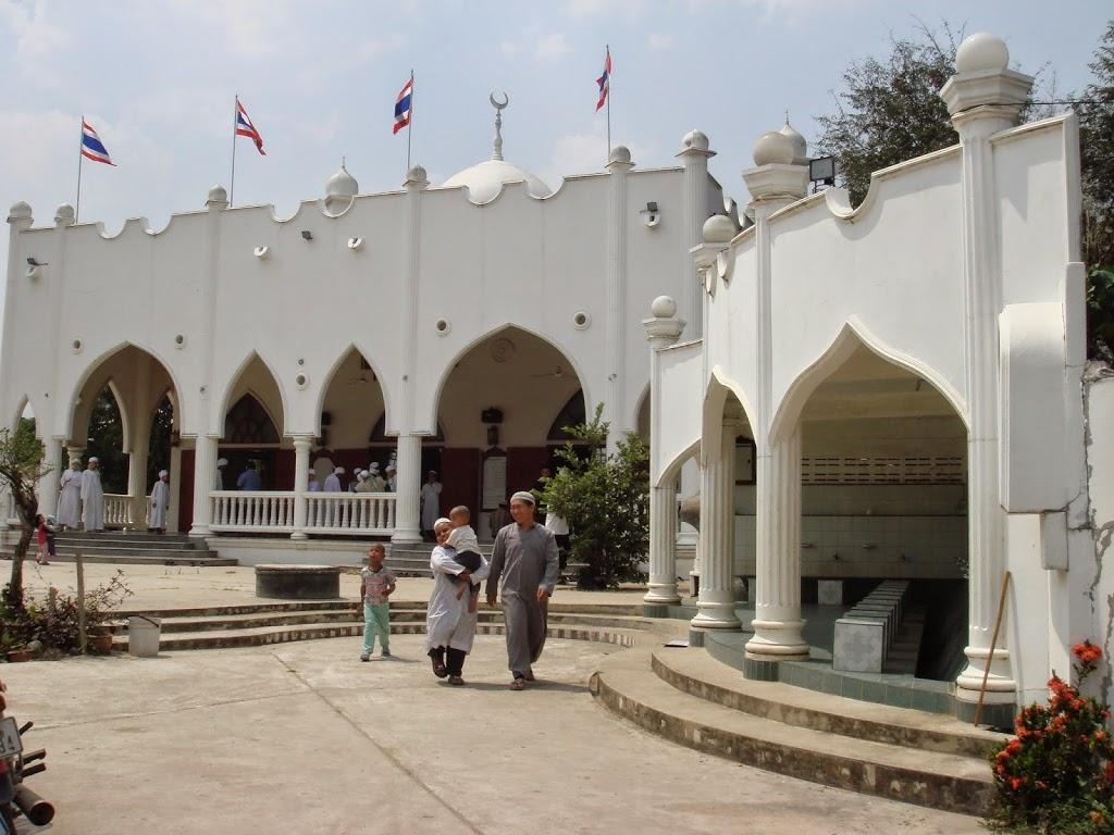 Pai ou l'autre Thaïlande - une mosquée