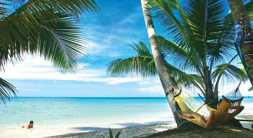 Guide de Koh Chang et Koh Kood - plage , hamac et cocotier