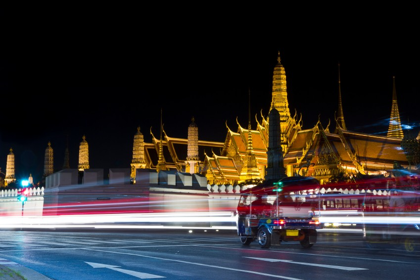 Guide des transports à Bangkok