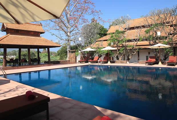 Top 10 des hôtels pas chers avec piscine à Chiang Mai - Piscine
