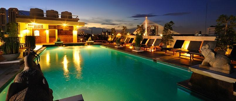 Top 10 h tels pas chers bangkok avec piscine les plus recommand s for Hotel pas cher bangkok avec piscine