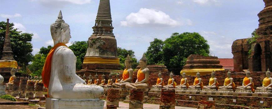 Guide des itinéraires en Thaïlande