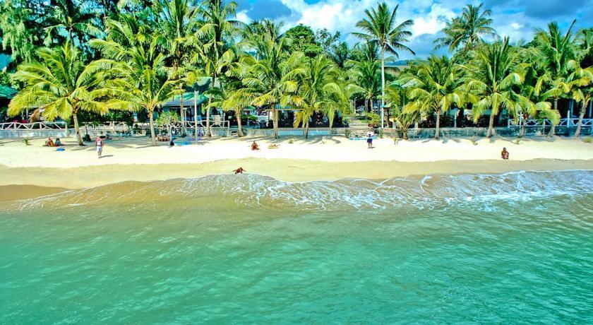Top 7 des Hôtels pas cher de la plage de Lamai - Koh Samui