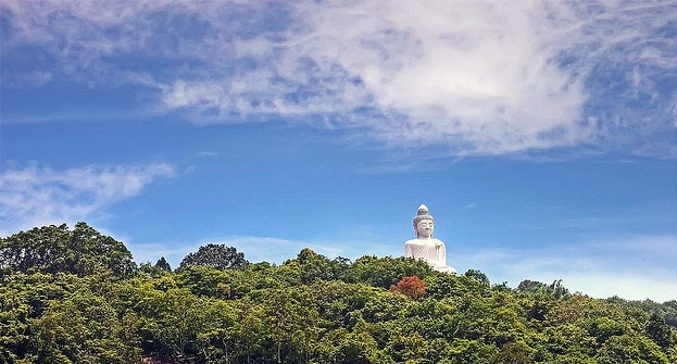 Phuket en 3 jours - Big Bouddha