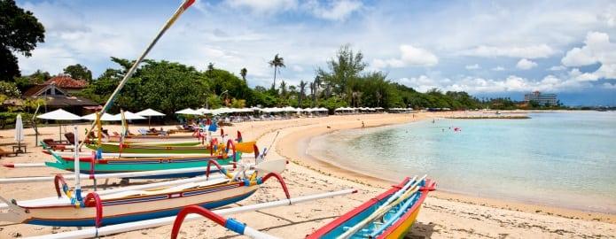 Top 5 hôtels pas chers à Sanur les plus recommandés - plage de sanur