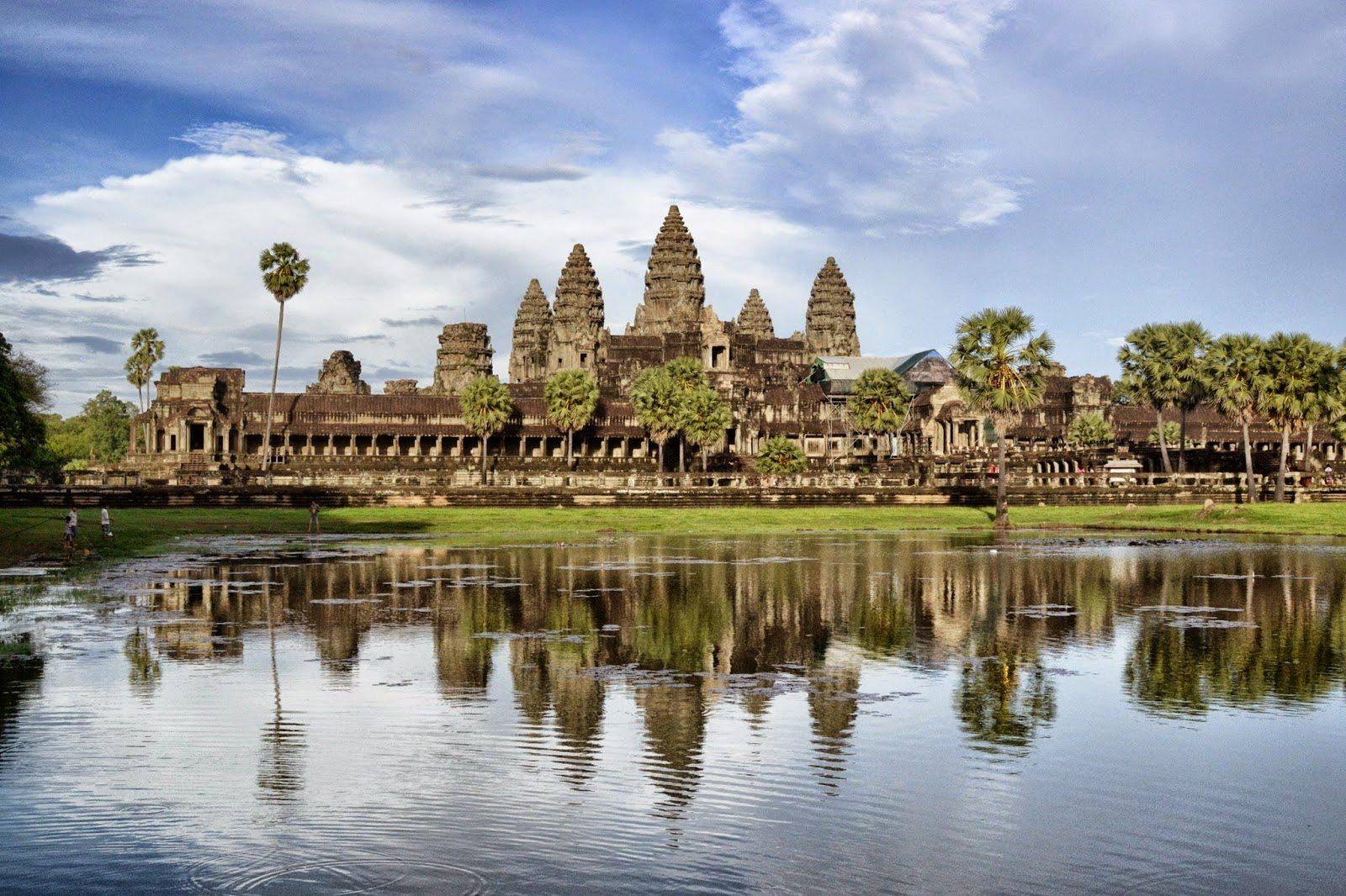 Comment aller de Chiang Mai à Angkor Wat et Siem Reap