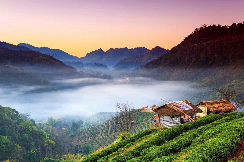 Le climat à Chiang Mai, Chiang Rai et dans le Nord de la Thaïlande