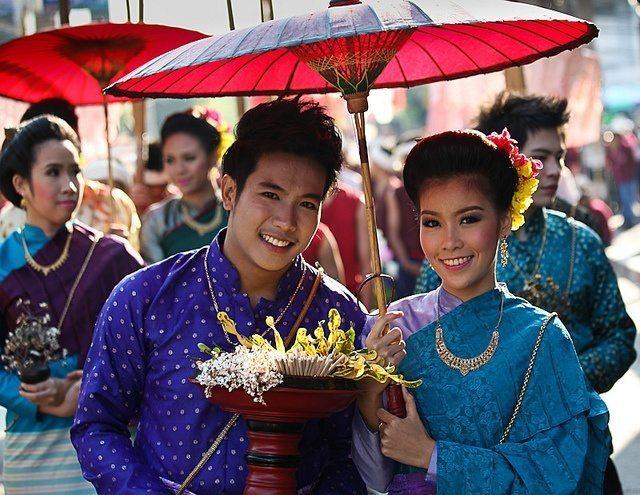 Fête des fleurs de Chiang Mai