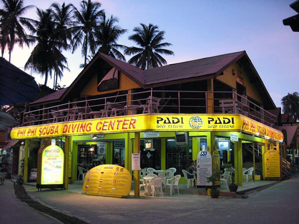 Cours de plongée à Koh Phi Phi - Phi Phi Scuba Diving Center