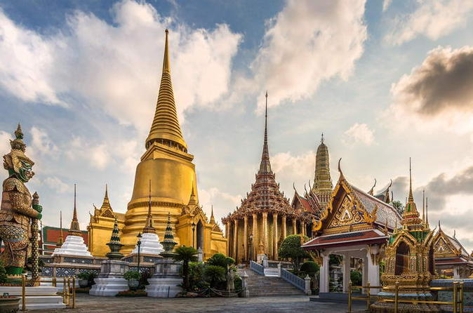 Le Grand Palais Royal de Bangkok