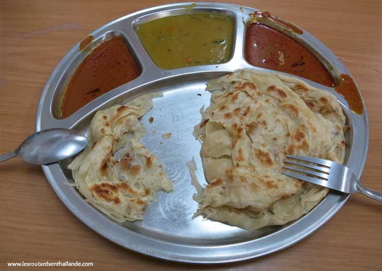 Petit déjeuner malaisien