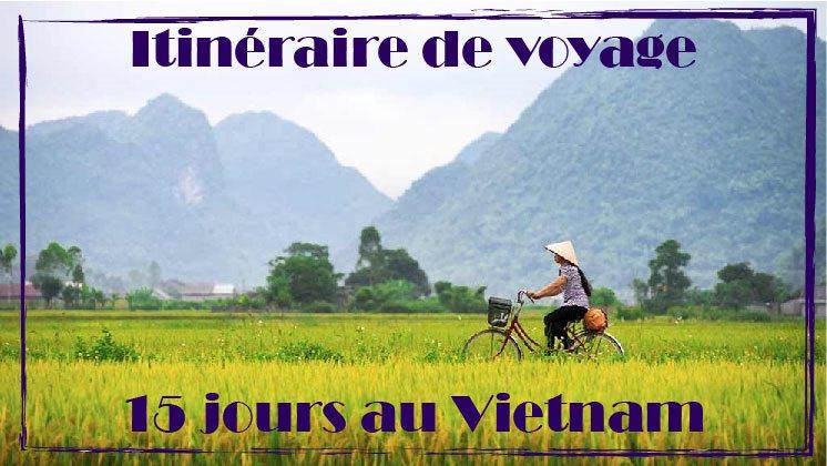 15 jours au Vietnam