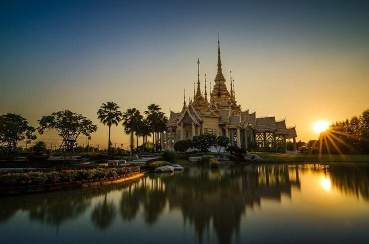 Guide des itinéraires en Thaïlande 2018